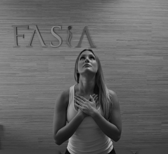 Tøyning av hals, FASiA osteopati