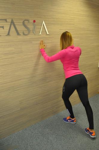 Tøyning av legg, FASiA osteopati